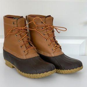 """Bean Boots by L.L.Bean - 8"""" Gore-Tex Thinsulate"""